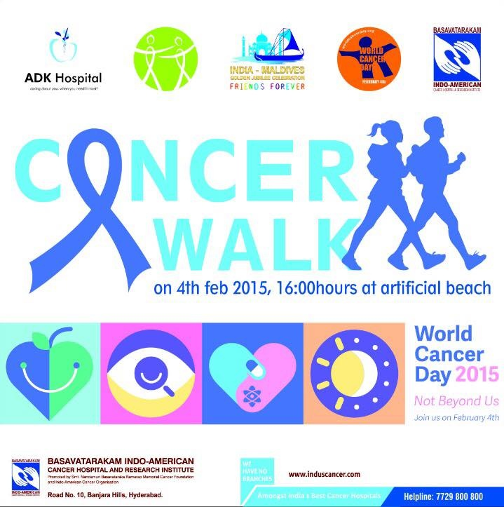 cancer walk world cancer day 4 february 2015 caring about you