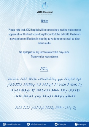 ADK Hospital  ::  Caring about you when you need it most